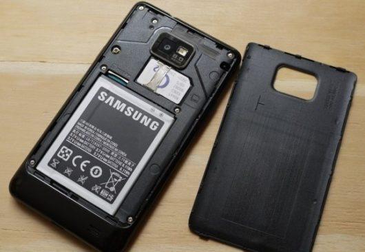 Аккумулятор Samsung Galaxy S2