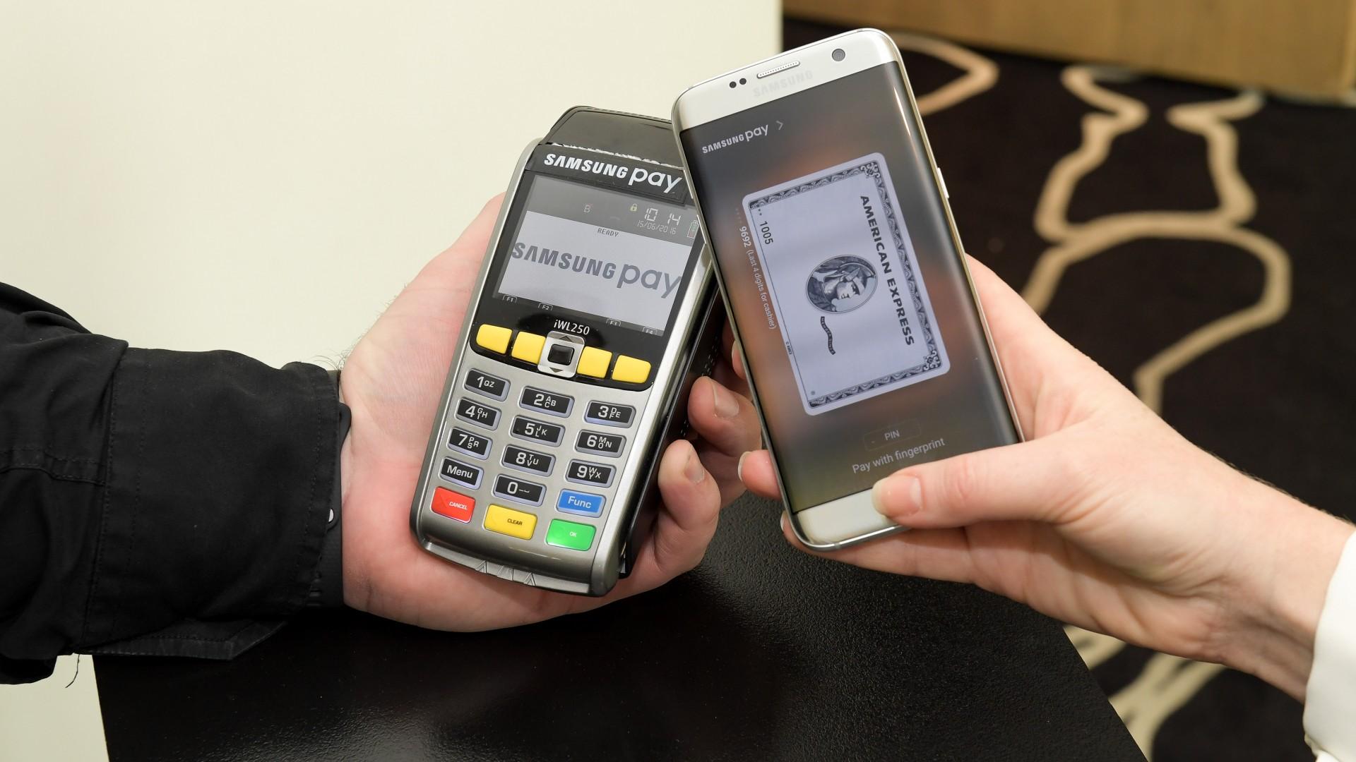Samsung Pay – платёжная система. Поддерживаемые карты.