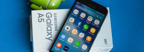 Samsung Galaxy A5 2017 обзор