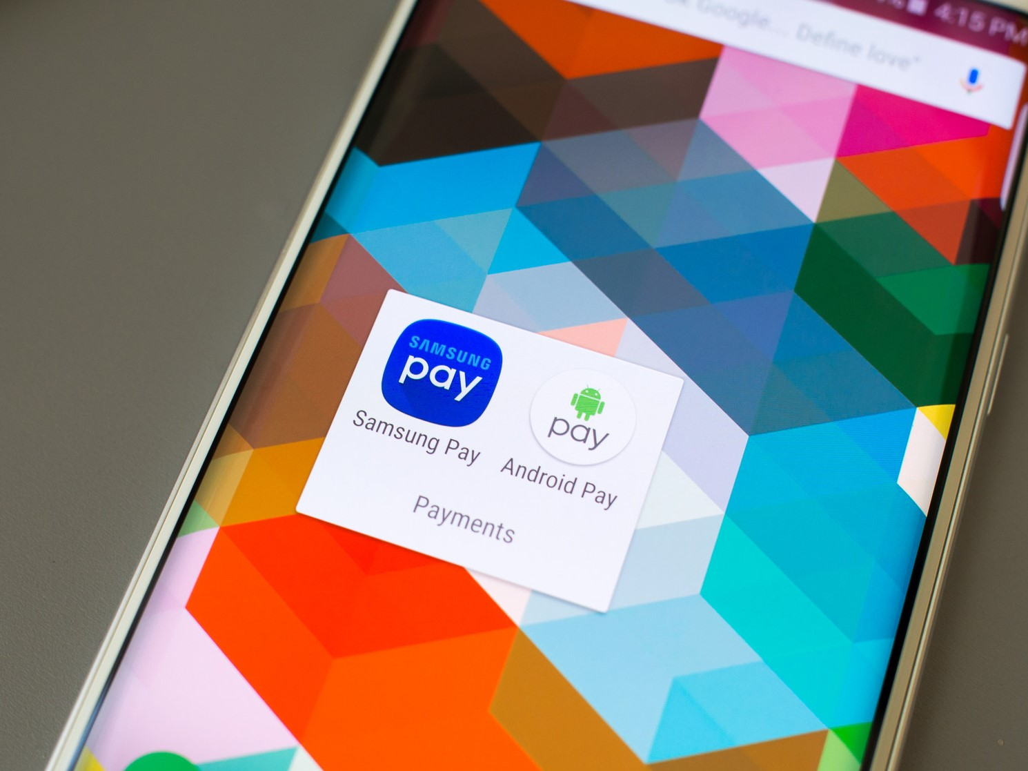 Samsung pay гугл плей