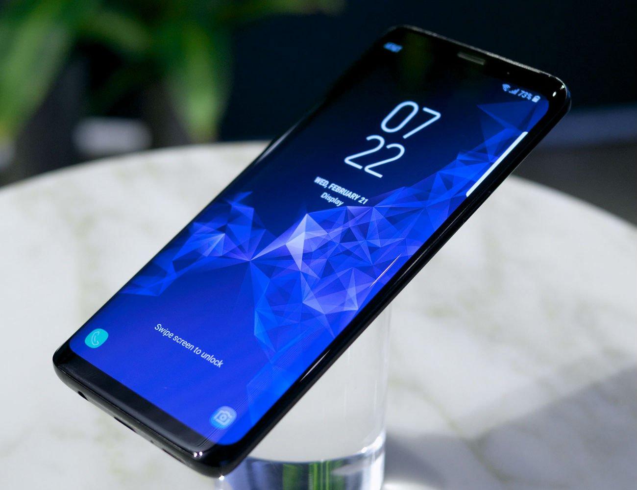 Дисплей Samsung Galaxy S9 Plus