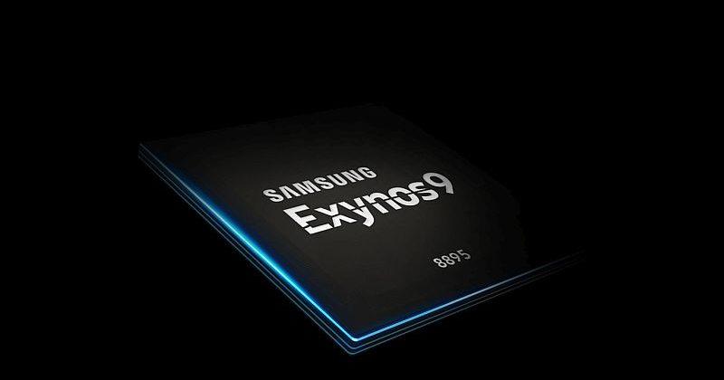 Процессор Exynos 8895