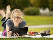 чтение с планшета