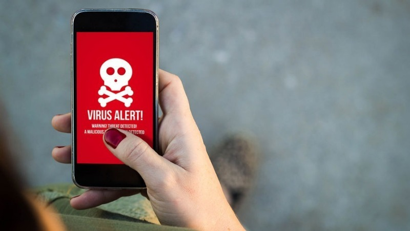 Вирус в Android-устройстве